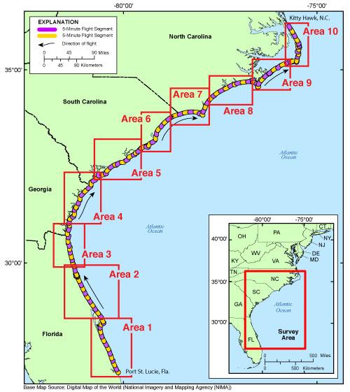 Map Of Port St Lucie Florida.Data Release Post Hurricane Matthew Coastal Oblique Aerial