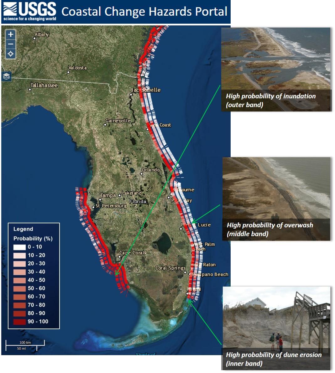 Map Of Southwest Florida Coast.Hurricane Irma National Assessment Of National Assessment Of Storm