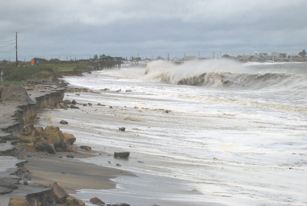 Northeasters - Coastal Change Hazards: Hurricanes and Extreme Stormskingstown town