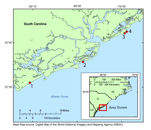 Website Index Site Map: National Assessment Of National Assessment Of Storm-Induced Coastal Change